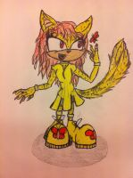 Katyra the Cat by queenfirelily17