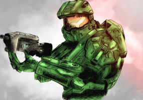 Halo (Color/Effects Only) by Byrdman-08