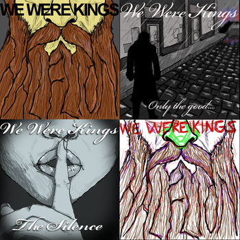 We Were Kings Singles Covers by who-remembers-jake