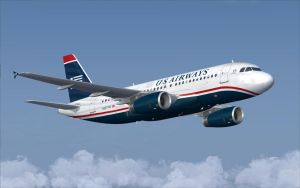 US Airways A319 by B737TheAirliner