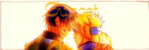 7. Orange sunset by Cabout