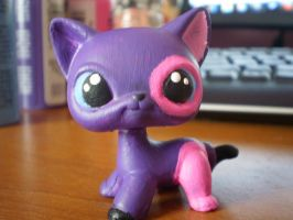 Custom LPS Kitty by Mythii-Tan