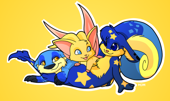 My Neopets by MicahJo