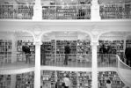People on shelves by DaRaPhotos