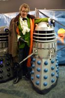 The Doctor and the Dalek (1) by masimage