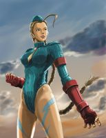 Cammy by Slammm