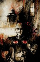 CLIVE BARKER'S HELLRAISER: BESTIARY #4 Inc. cover by multigrade