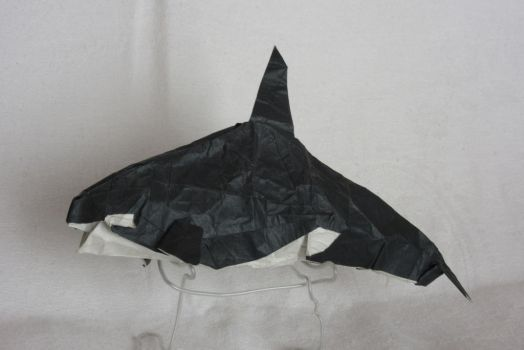 Origami By GenghisKhanIT On DeviantArtOrigami Killer Whale