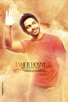 Tamer - Ain Shams Concert 2010 by adriano-designs
