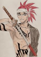 Renji by boboborocks