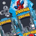 Spiderman CBx Packaging by creativeblox