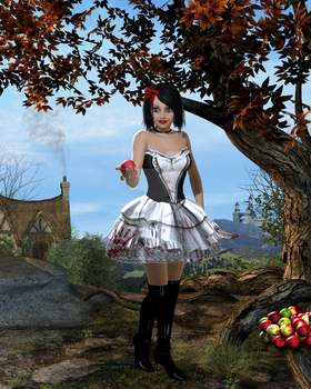 Snow White by LacyAnn