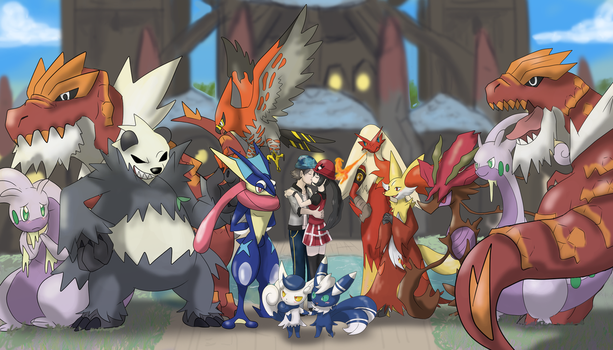 League photo by shinyscyther