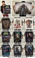 PRINTS NOW AVAILABLE! :D by Lovell-Art