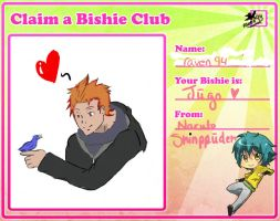 Claim a Bishie Intro Card by raven94