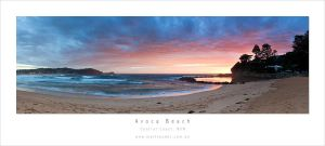Avoca Beach Sunrise by MattLauder