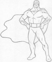 Space Ghost by Captain-D