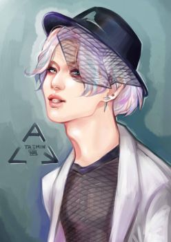 Taemin by Cristal03