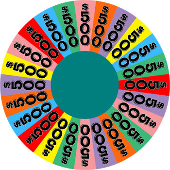 Wheel of 500 (500 Deviations) by LeafMan813