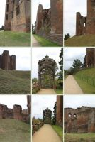 Kenilworth Castle 3 by Tasastock