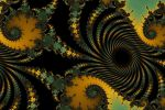 Wilderness - Fractal Art by CMWVisualArts