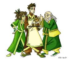 Zuko de Cafe colored by NicParris