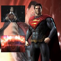 Injustice Superman by BatNight768
