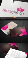 RW Beauty Salon Corporate Identity by Reclameworks