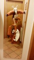 Gnar Cosplay League Of Legends by xNemsis