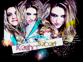 Kesha Sebert Graphic by dream93