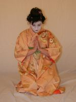 Warrior Geisha 2 by MajesticStock