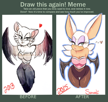 Before and After meme by Sumooli