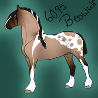 6095 Beowulf by Moonpaw449