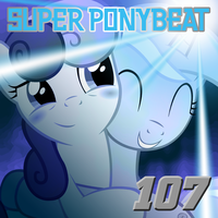 Super Ponybeat Vol. 107 Mock Cover by TheAuthorGl1m0