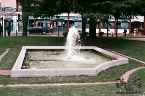 French Fountain #2 by TJPemble