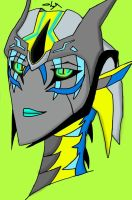 TFP Frozenstorm headshot by Lightfire21