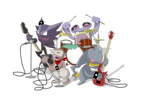 Pokemon Rock? by 9Timothy9