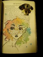Altered Book: Page 7_detail2 by NachosNcheese