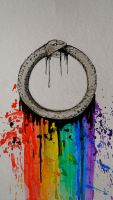 Ouroboros by ClareWelsh
