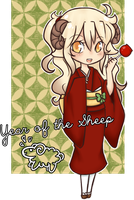Year of the Sheep by NekoSoraYagami
