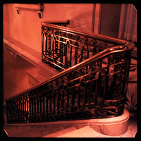 Stairs Fort Garry by ACBusse