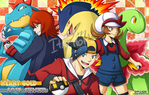 Pokemon: HGSS by jurieduty