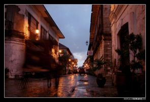 Calle Crisologo by spankmesilly
