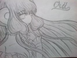 Chii - from Chobits by RSTFrame1595