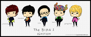 b1a4 ignition by shin-puran