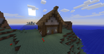 Minecraft House by MullinsArtworks