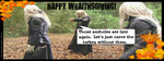 Wraith LOLIDAY FB Timeline Cover:  Trackers by VelvetKevorkian333