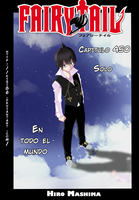 Zeref Dragneel Chapter 450 by kisi86