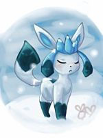 Glamorous Glaceon by UsaLuv