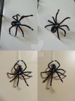 Beaded Spider by ZaharenYce